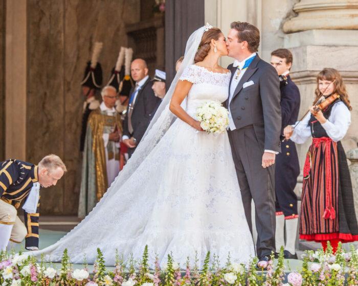 Prinsessan Madeleines bröllop