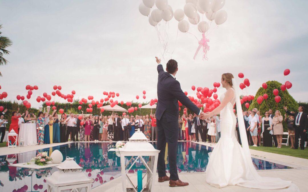 bröllopsbudget
