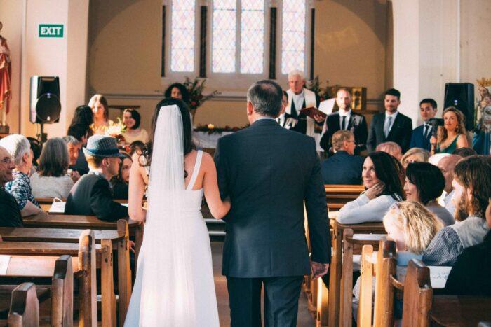 Ingångsmusik på bröllop